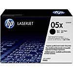 HP 05X High Yield Black Original
