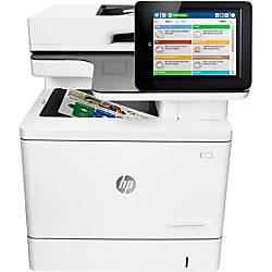 HP LaserJet M577dn Color All In