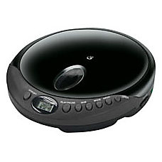 GPX PC101B 0 Byte CD Player