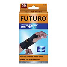 Futuro SmallMedium Energizing Wrist Support Left