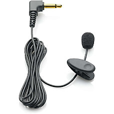Philips Speech TieCollar Clip Microphone