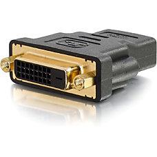 C2G HDMI Female to DVI D