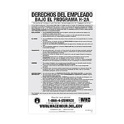 ComplyRight Federal Specialty Posters Spanish Employee