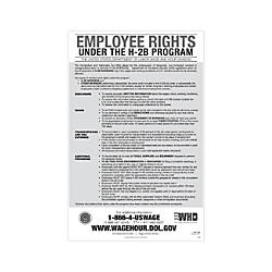 ComplyRight Federal Specialty Posters English Employee