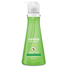 Method Cucumber Dish Soap 014 gal