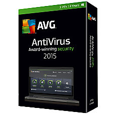 AVG Antivirus 2015 For PC For