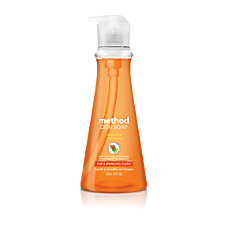 Method Dish Soap Clementine 18 Oz