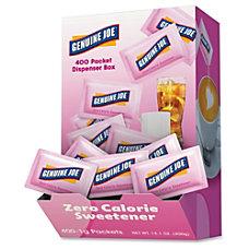 Genuine Joe Saccharine Zero Cal Sweetener