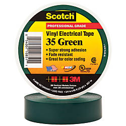 3M 35 Color Coded Vinyl Electrical