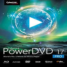 CyberLink PowerDVD 17 Pro Download Version