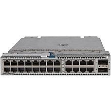 HP 5930 24 port 10GBase T