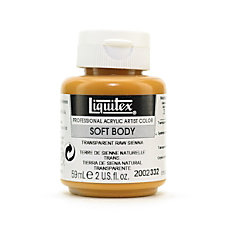 Liquitex Soft Body Professional Artist Acrylic