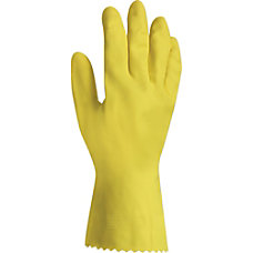 ProGuard Flock Lined Latex Gloves Chemical