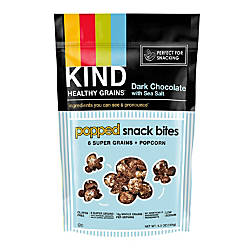 KIND Healthy Grains Popped Snack Bites