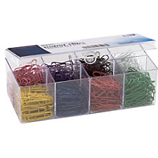 OIC No 2 Paper Clips Assorted