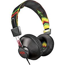 Marley Jammin Positive Vibration On Ear
