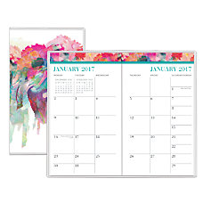 Nicole Miller Monthly Pocket Planner 3