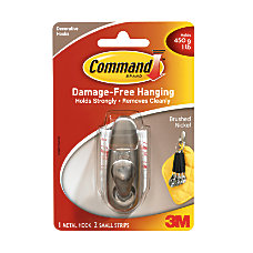 3M Command Decorative Hook Forever Classic