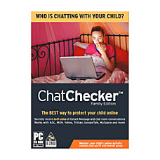 ChatChecker Family Edition Traditional Disc