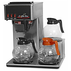 CoffeePro Commercial Pourover Brewer
