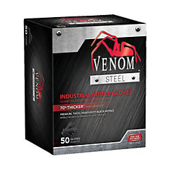 Venom Steel Premium Disposable Nitrile Gloves