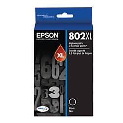 Epson DuraBrite Ultra T802XL120 S High