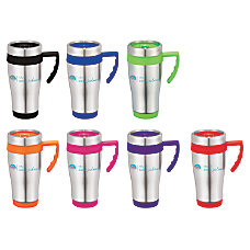 Seaside Travel Tumbler 15 Oz