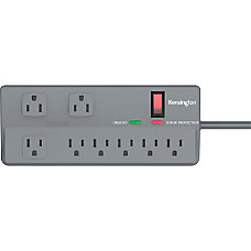 Kensington Guardian 8 Outlet Surge Protector