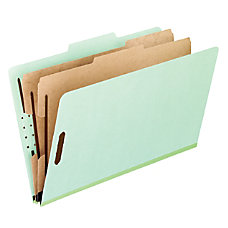 Pendaflex Pressboard Classification Folders 2 Expansion