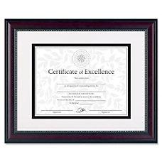 DAX Prestige Document Frame 1625 x