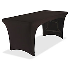 Iceberg Open Stretchable Table Cover 1