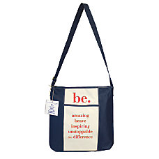 The Master Teacher Be Collection Tote