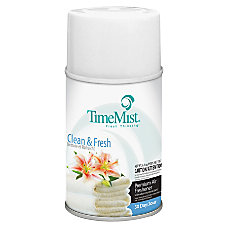 TimeMist Clean Fresh Dispenser Refill