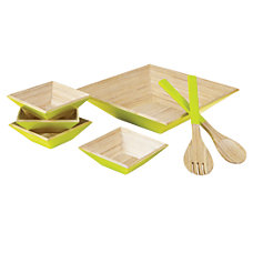 Orbit 7 Piece Salad Bowl Set