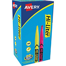 Avery Original Pen style Highlighter Chisel