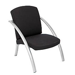 Alba CHNOVA1N Reception Chair Black