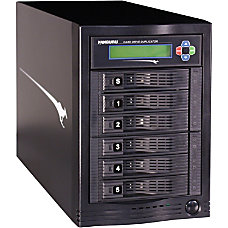 KanguruClone Hard Drive Duplicator 5HD Tower