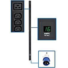 Tripp Lite PDU Metered 200V 240V