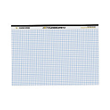 Roaring Spring WIDE Notepad 11 Graph