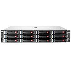 HP StorageWorks D2600 Hard Drive Enclosure
