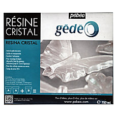 Pebeo Gedeo Crystal Resin 750 mL