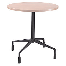 Safco RSVP Table Base Black