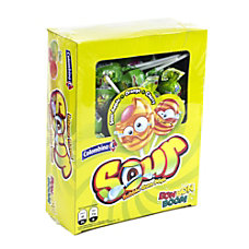 Bon Bon Boom Lollipops Sour Box