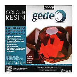 Pebeo Gedeo Color Resin Amber 750