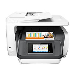 HP OfficeJet Pro 8730 Wireless All