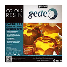 Pebeo Gedeo Color Resin Topaz 750
