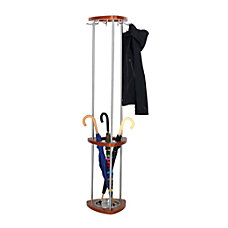 Safco Mode 9 Hook Coat Rack