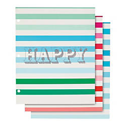 Divoga 2 Pocket Paper Folder Sparkly