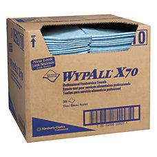 WypAll X70 14 Fold Food Service