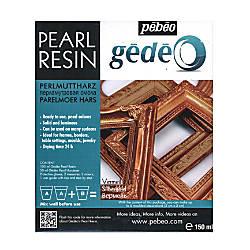 Pebeo Gedeo Pearl Resins Vermeil 150